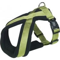 Nobby Soft Ayarlanabilir Yumuşak Dokulu Köpek Göğüs Tasması 20-30 cm X 10-20 mm Açık Yeşil