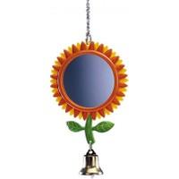 Nobby Ayçiçeği Şeklinde Zilli Ayna 24 cm