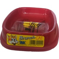 Savic Brunch Cat Kedi Plastik Mama ve Su Kabı 0.2 ml