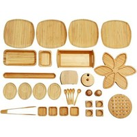 Bambum İkon 33 Parça Kahvaltı Seti B2667