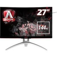 """AOC AGON AG272FCX 27"""" 4ms (2xHDMI+Display) Freesync Full HD IPS Curved Oyuncu Monitör"""