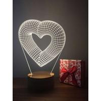 By-Lamp 3 Boyutlu Tek Kalpli Lamba