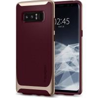 Spigen Samsung Galaxy Note 8 Kılıf Neo Hybrid Burgundy - 587CS22087