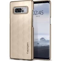 Spigen Samsung Galaxy Note 8 Kılıf Thin Fit Gold Maple - 587CS22053