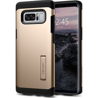 Spigen Samsung Galaxy Note 8 Kılıf Tough Armor Gold Maple - 587CS22082