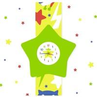 Tuc Tuc Çocuk Kol Saati Fıstık Yeşil/Sarı Desenli