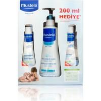 Mustela Yenidoğan Şampuanı (Gentle Cleansing Gel li Paket) 500 Ml.