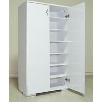 Konseptstand Ayakkabılık Çok Amaçlı Dolap Maxi Plc 865 Beyaz