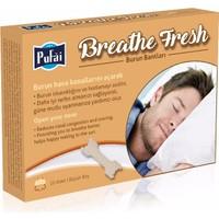 Pufai Breathe Fresh 10 Adet (1Box) 66X19 Mm Büyük Boy Burun Bandı