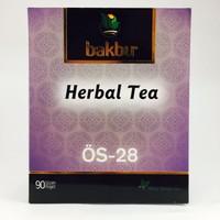 Bakbu Herbal Tea (Ös 28) 90Adet