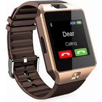 Smartwatch Elegante Oro Watch Turuncuonline Zarif Gold Akıllı Saat Bluetooth