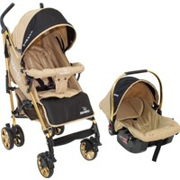 Beneto Bt-280T Gold Travel Sistem Baston Bebek Arabası