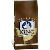 King Biftekli Köpek Maması 15 Kg