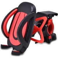 Microcase Universal Gidon Ayarlı Bisiklet Ve Motorsiklet Tutucu