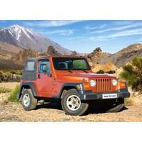 Castorland 180 Parça Puzzle Jeep Wrangler