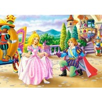 Castorland 35 Parça Midi Puzzle Cinderella