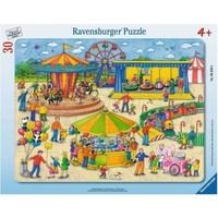 Ravensburger 30 Parça Çerçeveli Puzzle (Karnaval)