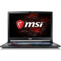 """MSI GE73 7RD(Raider)-013XTR Intel Core i7 7700HQ 16GB 1TB GTX1050 Ti Freedos 17.3"""" FHD Taşınabilir Bilgisayar"""