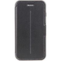 OtterBOX Apple iPhone 6 Plus /6S Plus Strada Folio Suni Deri Kılıf Siyah