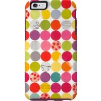 OtterBOX pple iPhone 6/6S Plus Symmetry Graphics A Kılıf Gumballs by Fiona Howard