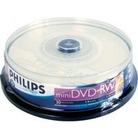 Philips Mini Dvd-Rw 2x 1,4gb 10'Lu Paket