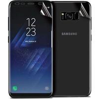 Microcase Samsung Galaxy S8 Full Body Ön Arka Jelatin Koruma