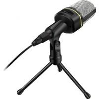 Microcase SF920 Multimedya Stüdyo PC için Mikrofon Tripodlu 3.5mm