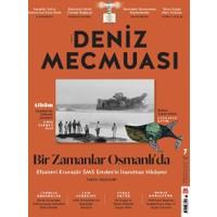 Deniz Mecmuası Dergisi 7. Sayı