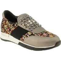 Stella 18001 Renkli Günlük Gri Kadın Ayakkabı
