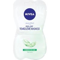 Nivea Pell-Off Temizleme Maskesi Yağlı Ciltler İçin 15Ml