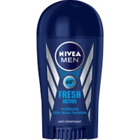 Nivea Fresh Active Stick 40Ml Erkek