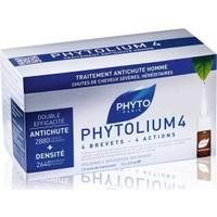 Phyto Phytolium 4 Serum - 12 X 3.5 Ml. Erkek Tipi Kronik Saç Dökülmesine Karşı Serum