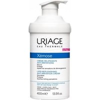 Uriage Xemose Lipid-Replenishing Anti-Irritation Cream 400Ml - Nemlendirici Krem