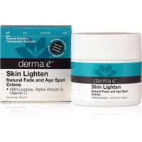 Derma E Skin Lighten 56 G - Aydınlatıcı Bakım Kremi