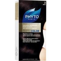 Phyto Color Saç Boyası 2 Brun (Kahverengi)