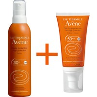 Avene Spray Spf 30 200 Ml + Avene Creme 50+ 50Ml