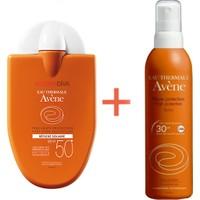 Avene Reflexe Solaire Spf 50+ Avene Spray Spf 30+ 200Ml