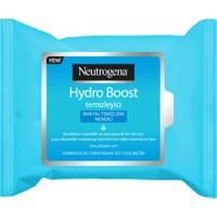 Neutrogena Hydro Boost 25'Li Makyaj Temizleme Mendili