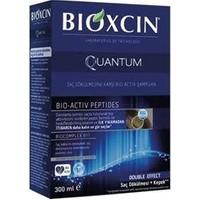 Bioxcin Quantum Saç Dökülmesi+Kepek Şampuan 300Ml Double Effect