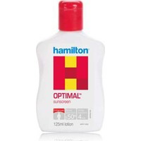 Hamilton Optimal Losyon Spf 50+ 125 Ml