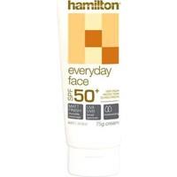 Hamilton Everyday Face Spf50+ Yüz İçin Güneş Koruyucu Krem 75Gr