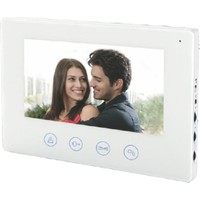 Multitek RL B17M 7'' LCD Renkli Görüntülü Daire Telefon Villa Set