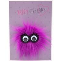 Top Model 'Look'' Happy Birthday Postkard Dk04518-1