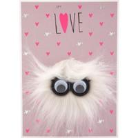 Top Model 'Look'' Love Postkart Dk04518-2