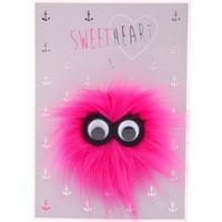 Top Model 'Look'' Sweet Heart Postkart Dk04518-4