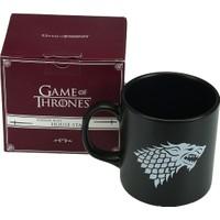 Game Of Thrones Siyah Kupa - Stark Got303