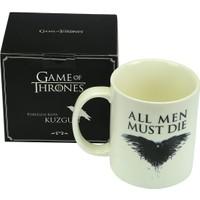 Game Of Thrones Beyaz Kupa - Kuzgun Got305