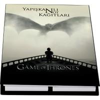 Game Of Thrones Yapışkanlı Not Kağıtları Got421