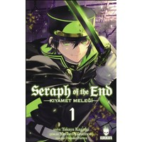 Seraph Of The End:Kıyamet Meleği Cilt 1