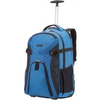 Samsonite Wanderpacks Lpt Çekçekli Mavi Çanta 65V-11005